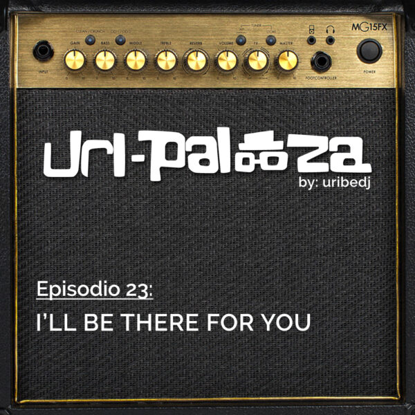 ícono podcast uripalooza Delorean Ill Be There For You