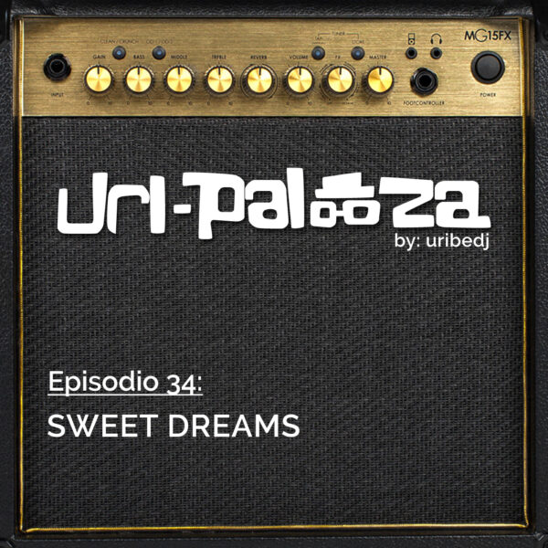 ícono podcast uripalooza Delorean Sweet Dreams