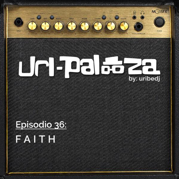 ícono podcast uripalooza Delorean Faith