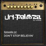 ícono podcast uripalooza Delorean Dont Stop Believin