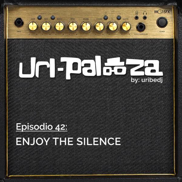 ícono podcast uripalooza Delorean Enjoy The Silence